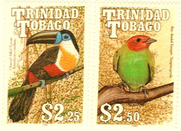 1990 Trinidad & Tobago
