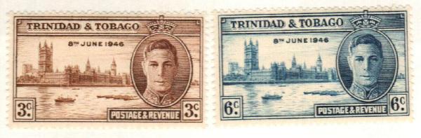 1946 Trinidad & Tobago