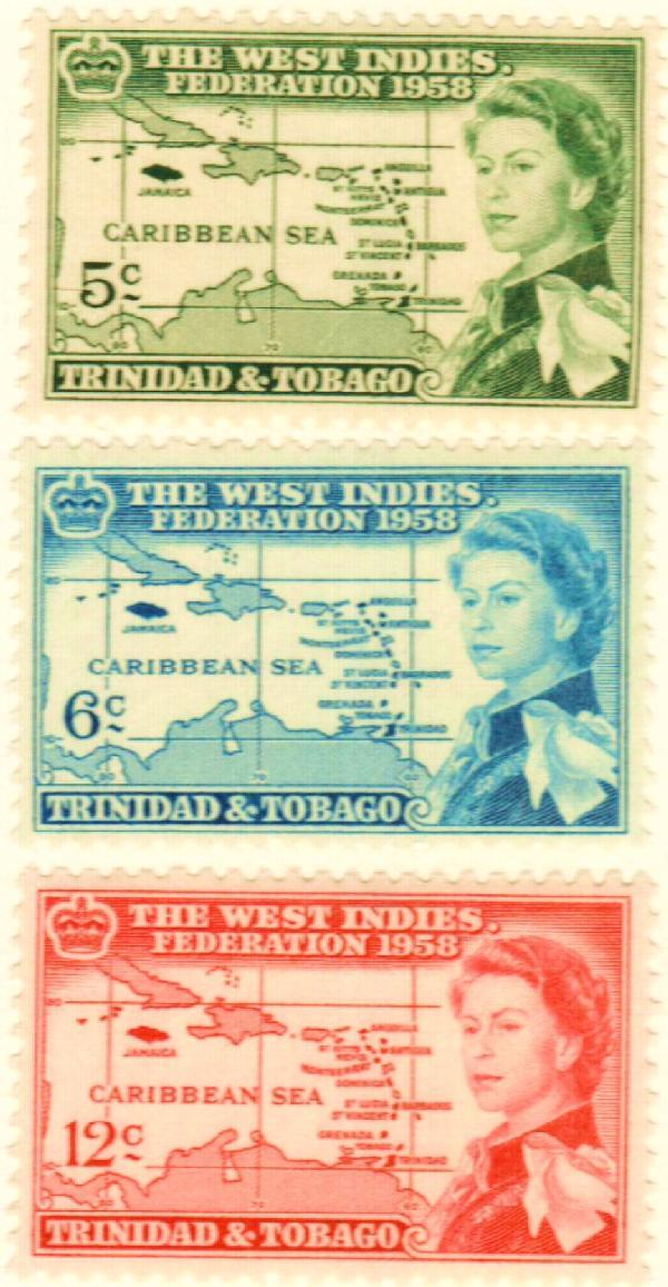 1958 Trinidad & Tobago