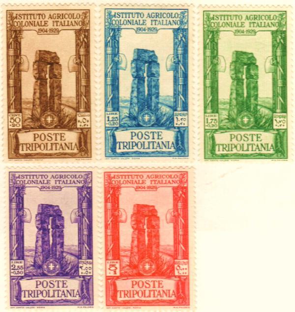 1930 Tripolitania