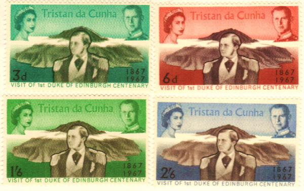 1967 Tristan da Cunha