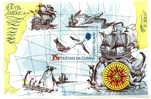 1974 Tristan da Cunha