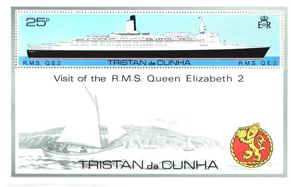 1979 Tristan da Cunha