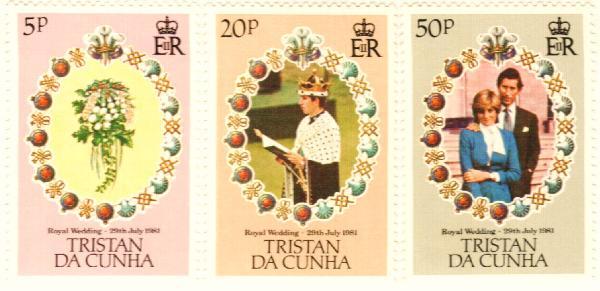 1981 Tristan da Cunha