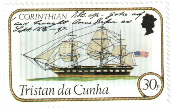 1982 Tristan da Cunha