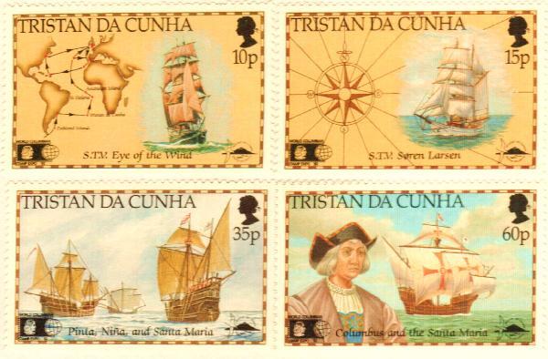 1992 Tristan da Cunha
