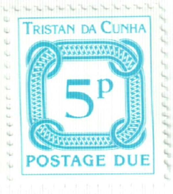 1976 Tristan da Cunha