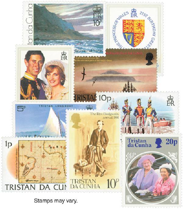Tristan da Cunha, 25v