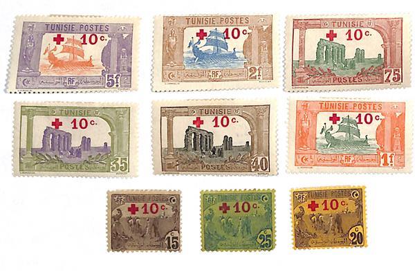 1916 Tunisia