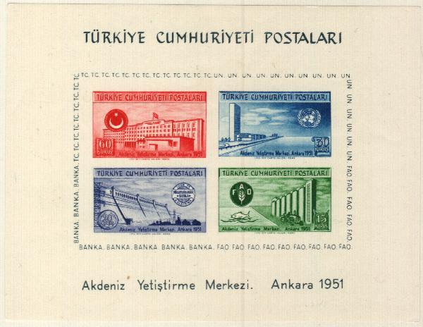 1952 Turkey