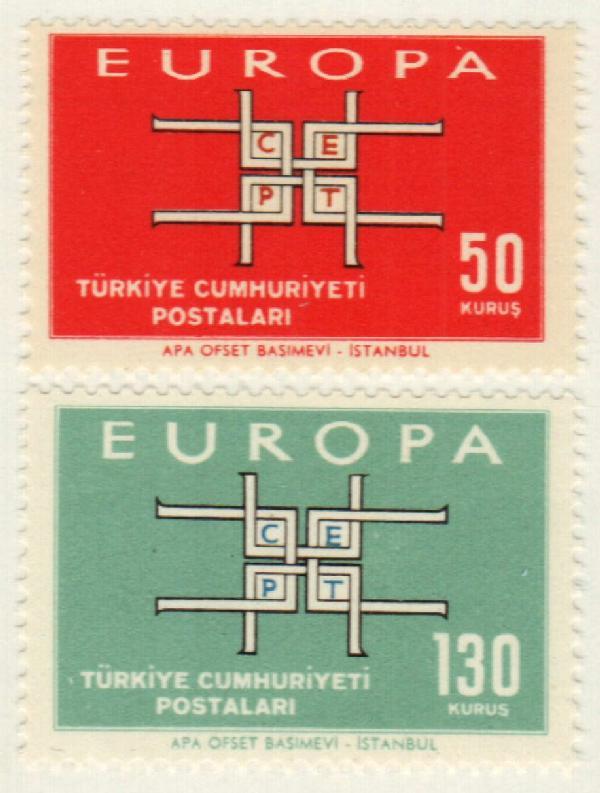 1963 Turkey