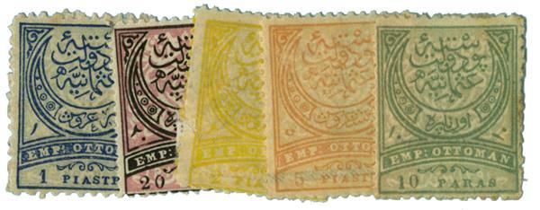 1890 Turkey