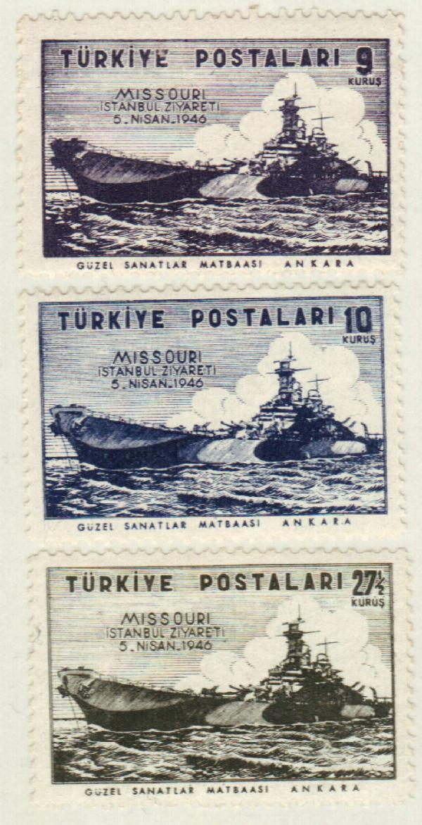 1946 Turkey