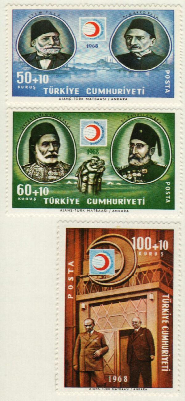 1968 Turkey