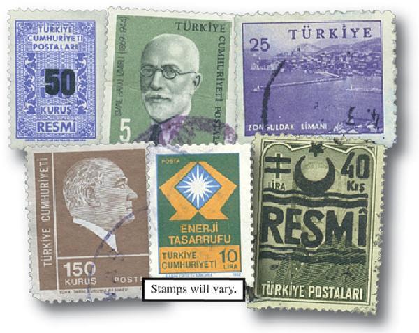 Turkey, 300v