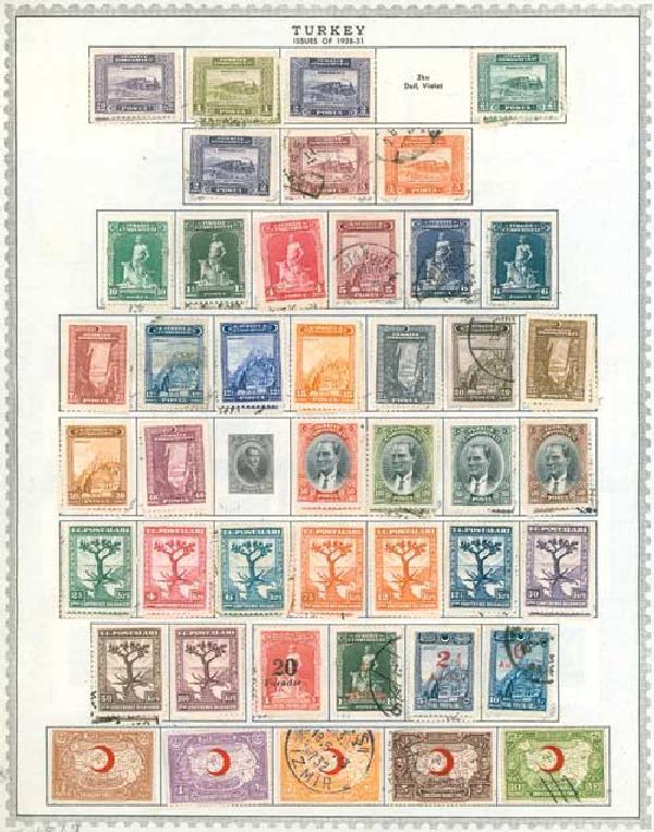 1867-1991 Turkey