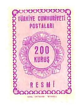 1964 Turkey