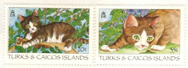 1995 Turks & Caicos Islands