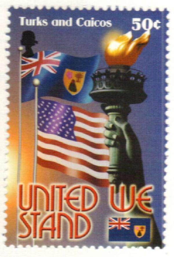2002 Turks & Caicos Islands