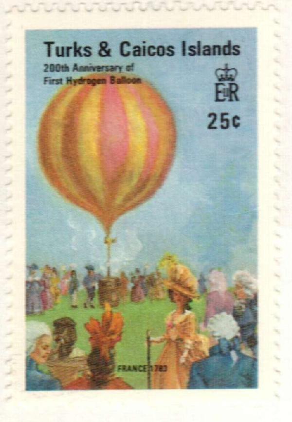 1983 Turks & Caicos Islands