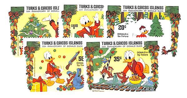 1984 Turks & Caicos Islands