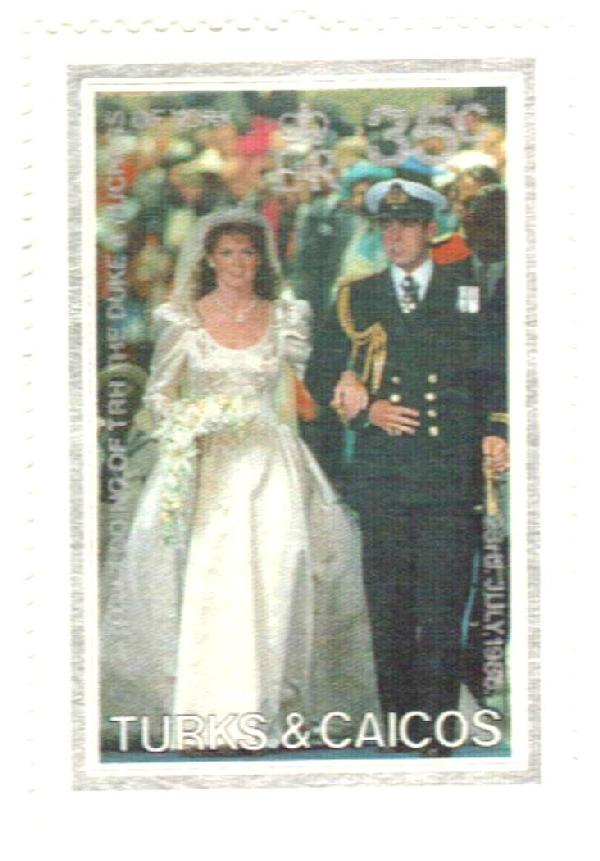 1986 Turks & Caicos Islands