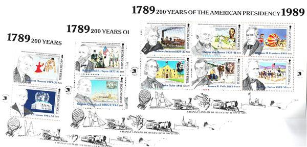 1989 Turks & Caicos Islands