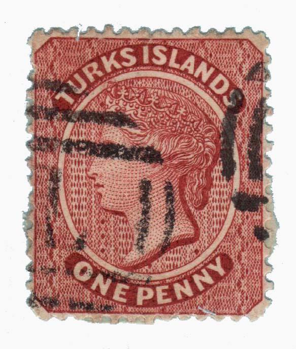 1881 Turks Islands
