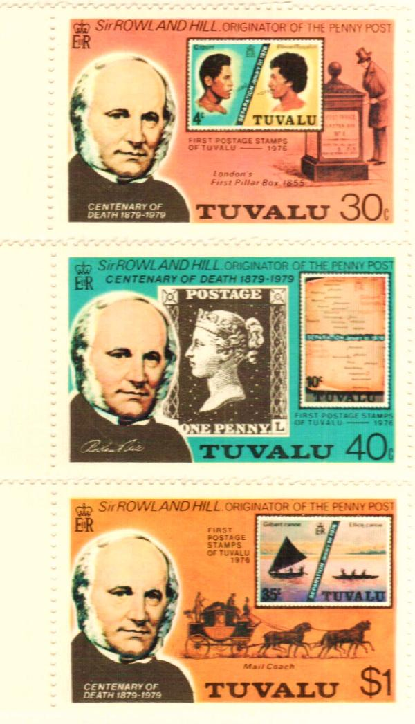 Penny Black Stamps for Sale at Mystic Stamp Company