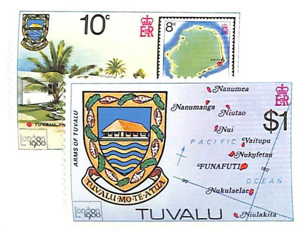 1980 Tuvalu
