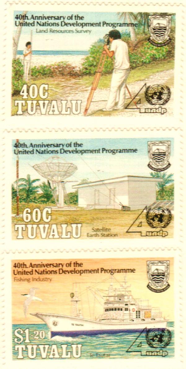 1990 Tuvalu