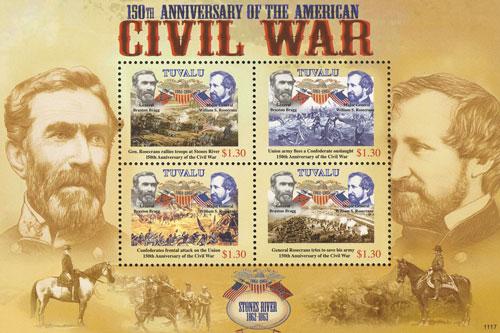 2011 $1.30 Stones River 1862-63