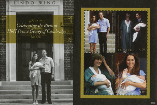 2013 Kate Holding Prince George SH of 4