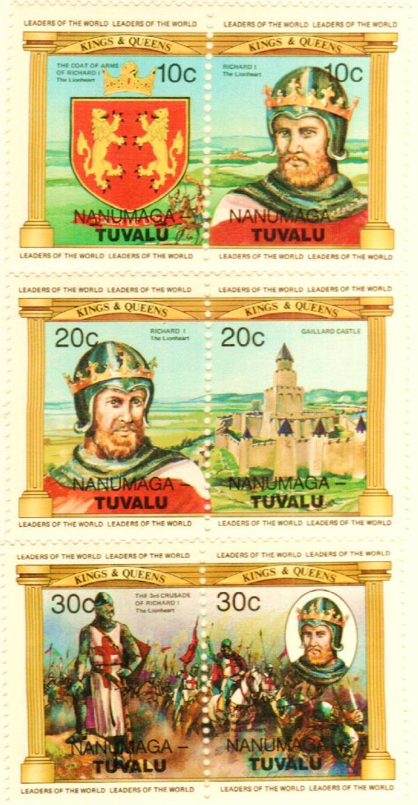 1984 Tuvalu-Nanumaga