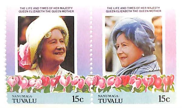 1985 Tuvalu-Nanumaga