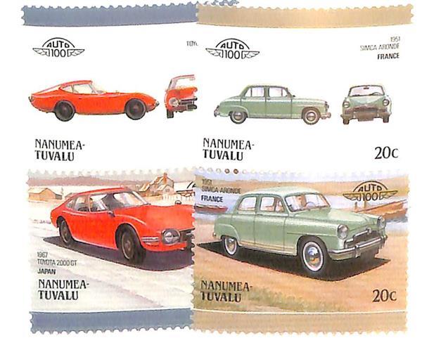 1986 Tuvalu-Nanumea