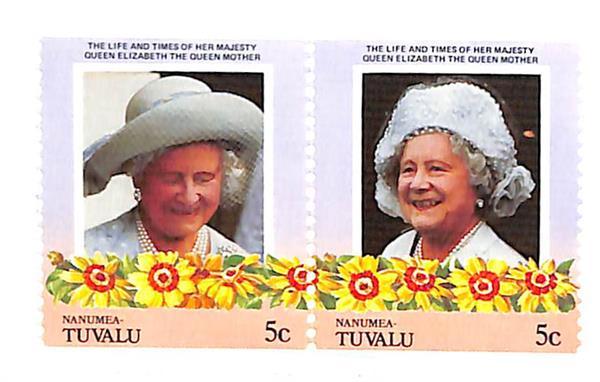1985 Tuvalu-Nanumea