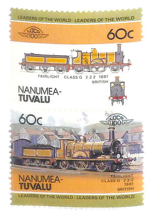 1984 Tuvalu-Nanumea