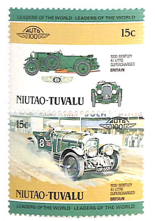1984 Tuvalu-Niutao