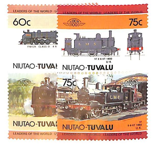 1984-85 Tuvalu-Niutao