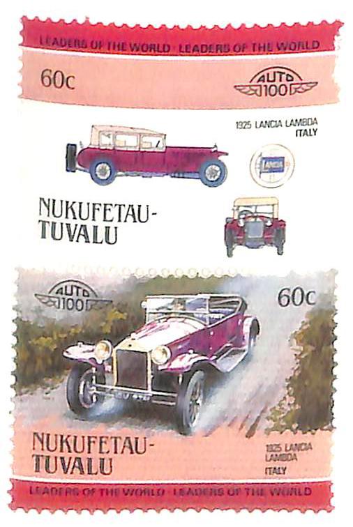 1984 Tuvalu-Nukufetau