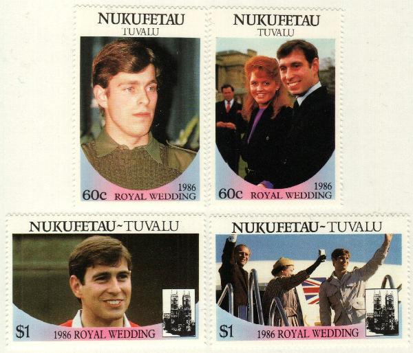 1986 Tuvalu-Nukufetau