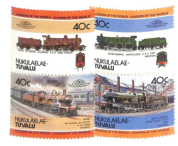 1984-85 Tuvalu-Nukulaelae