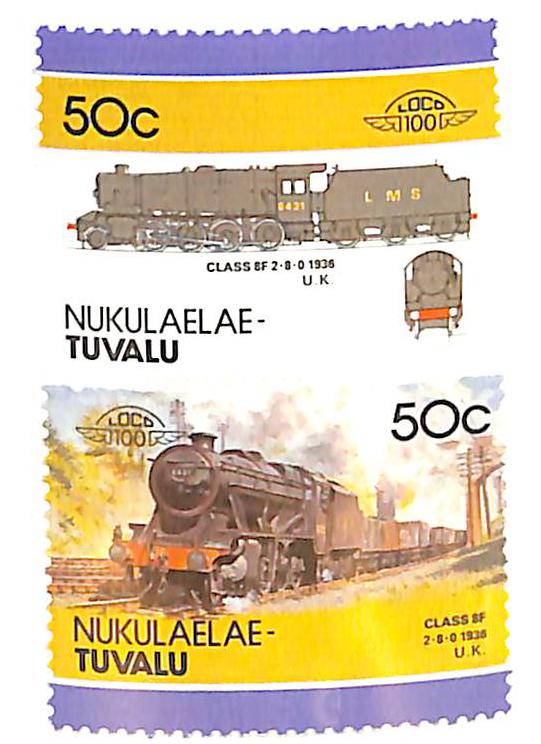 1986 Tuvalu-Nukulaelae