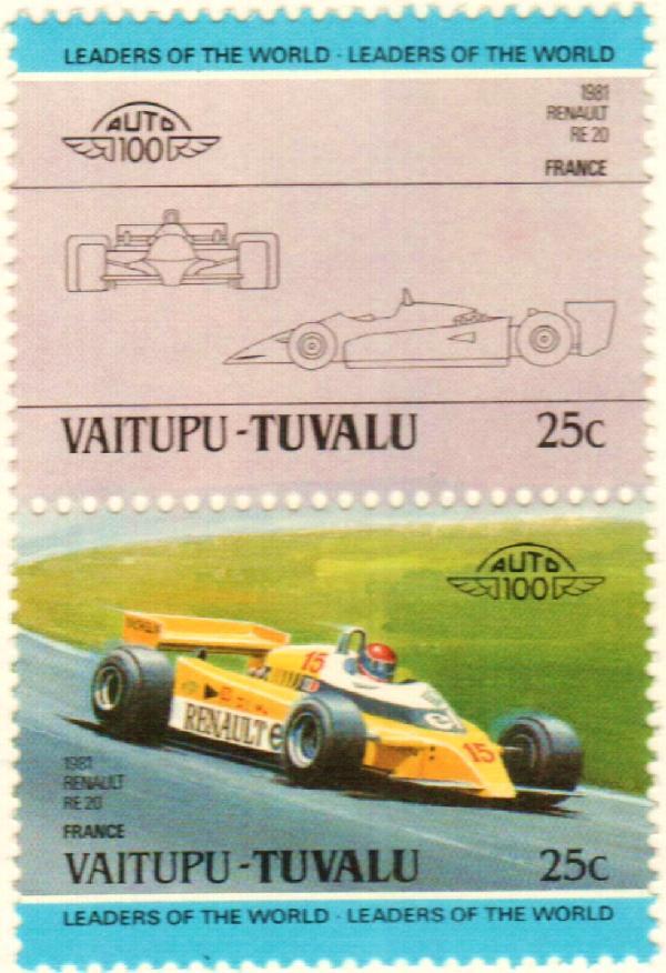 1984 Tuvalu-Vaitupu