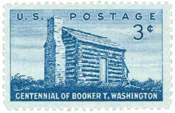 1956 3¢ Booker T. Washington