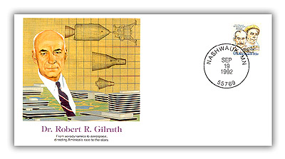 1992 POF Dr. R. Gilruth Cover