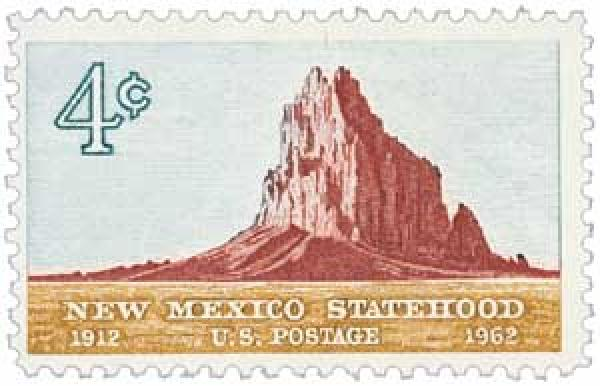 1962 4c New Mexico Statehood
