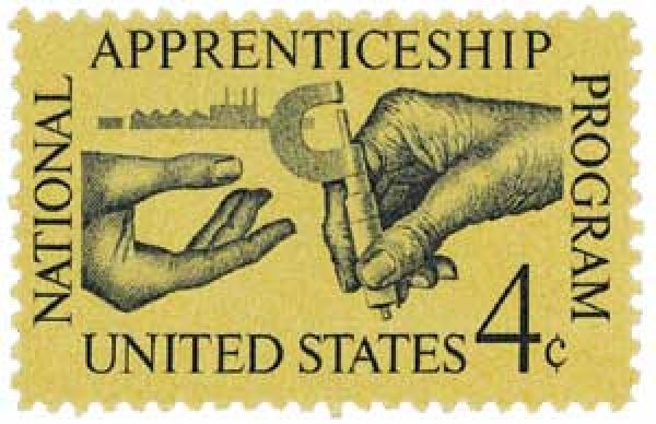 1962 4c National Apprenticeship Act