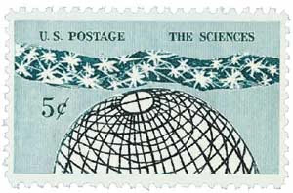 1963 5c Science
